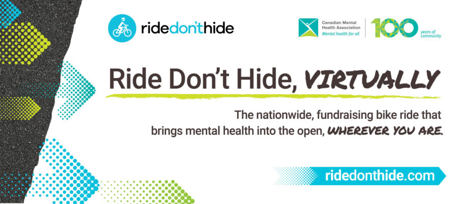 Ride Don't Hide is going Virtual!